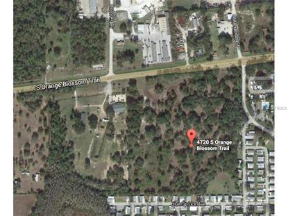 4720 S ORANGE BLOSSOM  TRL Kissimmee, FL MLS# S4806498