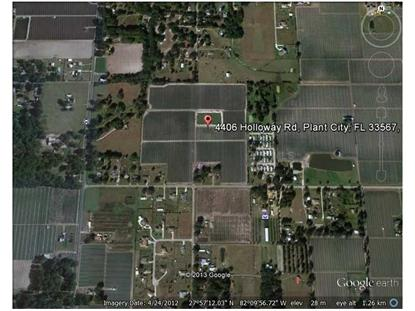4406 HOLLOWAY ROAD Plant City, FL MLS# T2555063