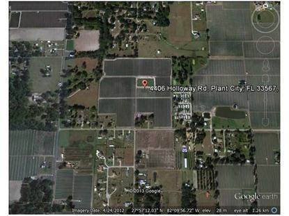 4406 HOLLOWAY ROAD Plant City, FL MLS# T2555063