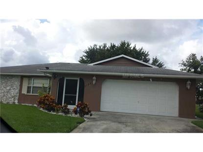 2135 PINEWOOD BLVD  Sebring, FL MLS# T2578555