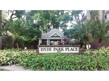 1000 W HORATIO STREET Tampa, FL MLS# T2633487