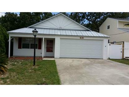 431 CRYSTAL BEACH AVENUE Crystal Beach, FL MLS# T2633801