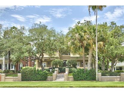 1825 BAYSHORE BOULEVARD Tampa, FL MLS# T2709824