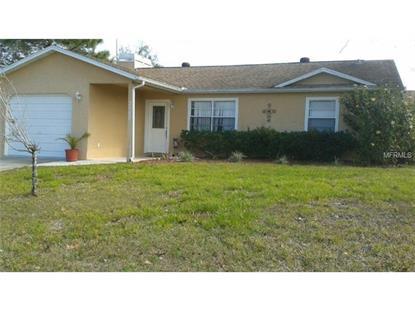 2088 BOLGER  AVE Spring Hill, FL MLS# T2743897