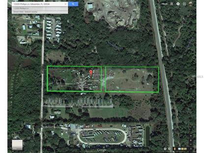 12320 PHILLIPS  LN Gibsonton, FL MLS# T2750208
