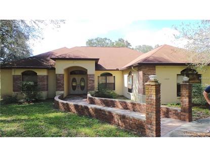 13465 PINEDA AVE Brooksville, FL 34601 MLS# T2820884