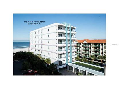 3910 GULF  BLVD # 300 St Pete Beach, FL MLS# U7703146