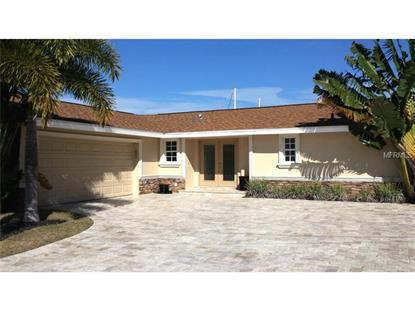 4163 HARBOR  CIR S Largo, FL MLS# U7716509