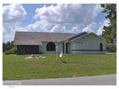 10154 LYNNHAVEN  RD Spring Hill, FL MLS# U7729683