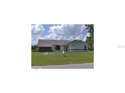 10154 LYNNHAVEN  RD Spring Hill, FL MLS# U7738616
