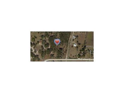 CHRISTINE  LN Spring Hill, FL MLS# U7755686