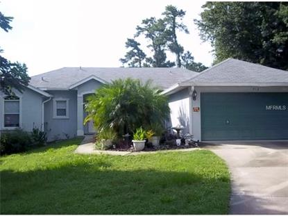 712 E HARTLEY  AVE Deltona, FL MLS# V4700615