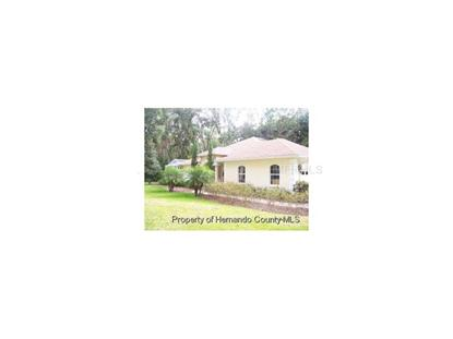 502 LINCOLN AVE Brooksville, FL MLS# W7530878