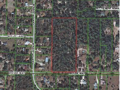 Grouse WAY Hudson, FL MLS# W7533702