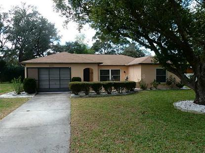 3423 HILLTOP CIRCLE Spring Hill, FL MLS# W7537425