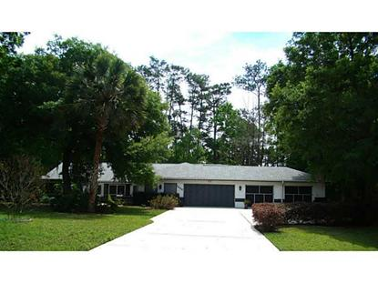 1239 AMBER COURT Brooksville, FL MLS# W7537916