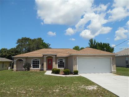4379 GOLDCOAST AVENUE Spring Hill, FL MLS# W7600000