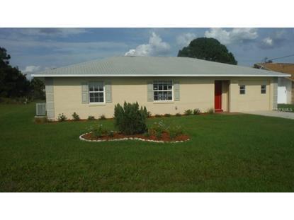 4800 STURGEON  DR Sebring, FL MLS# W7600409