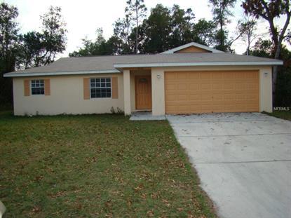 4135 REDWING  DR Spring Hill, FL MLS# W7610037