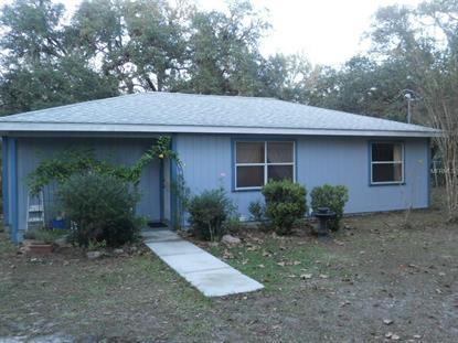 14421  SCRUB OAK LN  Brooksville, FL MLS# W7614665