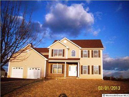 52 Huckleberry Lane New Egypt, NJ MLS# 21302586