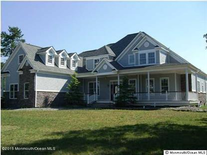 4 Cranberry Harvest Court Jackson, NJ MLS# 21335079