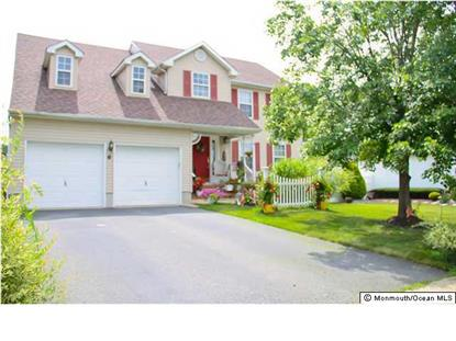 6 MCDONALD WAY  Englishtown, NJ MLS# 21404776