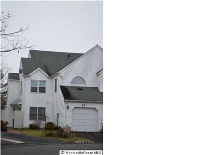 13 BROWNING CT  Freehold, NJ 07728 MLS# 21405687