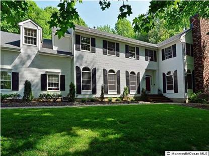 6 OAK TREE LN  Holmdel, NJ MLS# 21407641