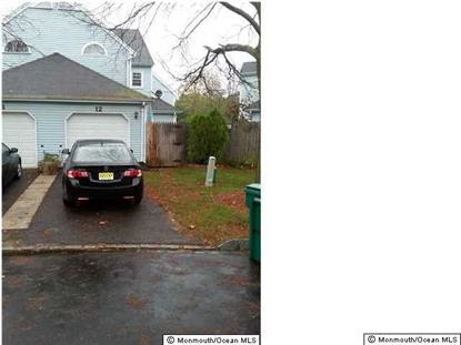 12 WHITMAN CT  Freehold, NJ MLS# 21408667