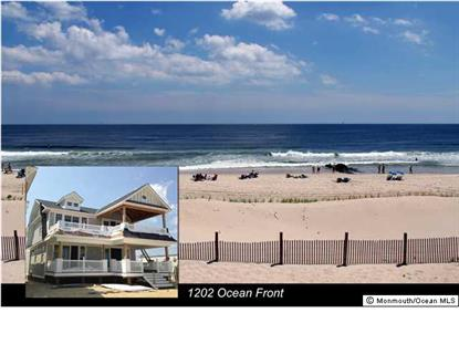 1202 OCEAN FRONT  Lavallette, NJ MLS# 21412641
