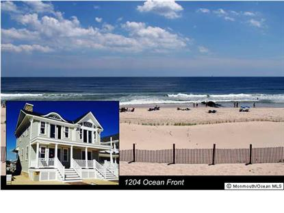 1204 OCEAN FRONT  Lavallette, NJ MLS# 21412644