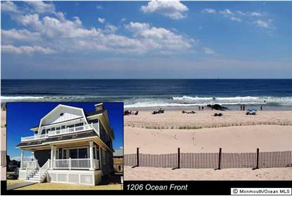 1206 OCEAN FRONT  Lavallette, NJ MLS# 21412646