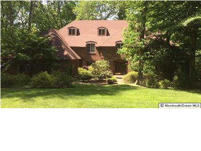 5 FOREST PARK CT  Holmdel, NJ MLS# 21413774