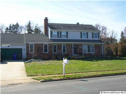604 HILL DR  Brick, NJ MLS# 21415270