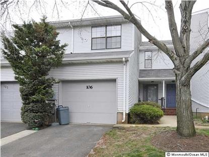 106 CHESTNUT WAY  Manalapan, NJ MLS# 21415914