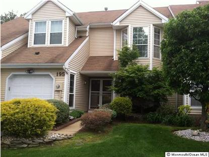195 PRIMROSE LN  Freehold, NJ MLS# 21419155