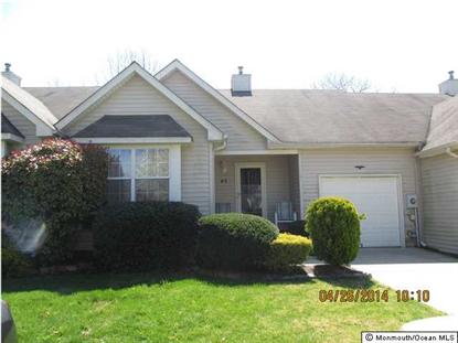 45 PEBBLE BEACH LN  LITTLE EGG HARBOR, NJ MLS# 21420531