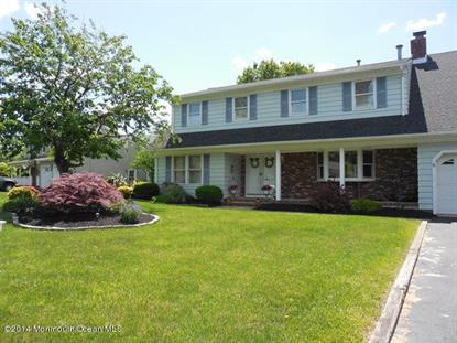 483 BIRCH BARK DR  Brick, NJ MLS# 21422205