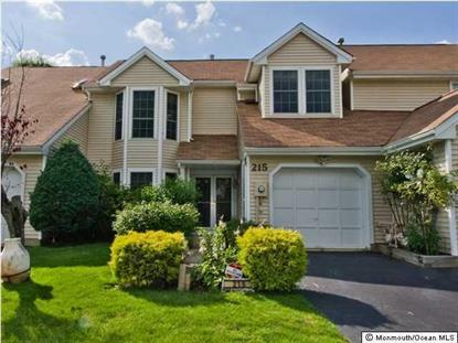 215 DAFFODIL DR  Freehold, NJ MLS# 21426634