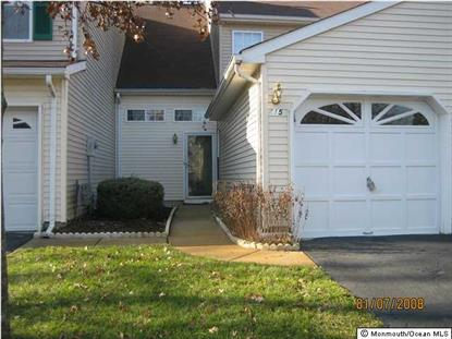 615 WOODBINE LN  Lakewood, NJ MLS# 21428260