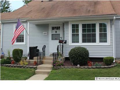 Address not provided Freehold, NJ MLS# 21432760