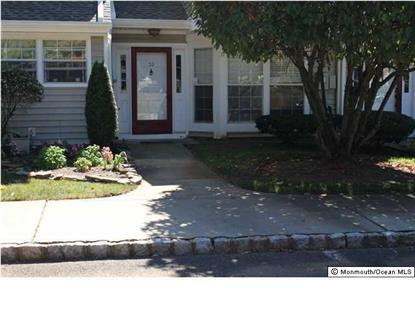 53 DUNCAN WAY  Freehold, NJ MLS# 21438510