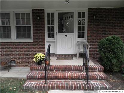 46 Pinckney Road Red Bank, NJ MLS# 21440856