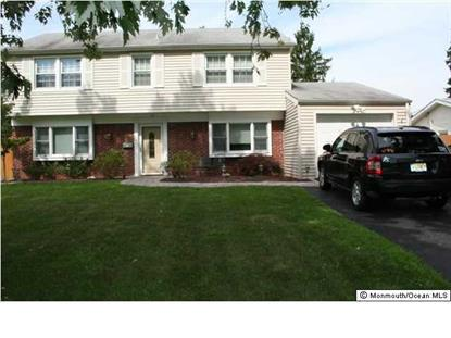 13 Idaho Lane Aberdeen, NJ MLS# 21452057