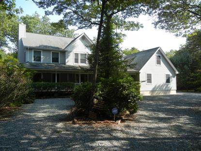 401 Parkertown Drive LITTLE EGG HARBOR, NJ MLS# 21454666