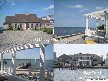 1215 Capstan Drive Forked River, NJ MLS# 21500064