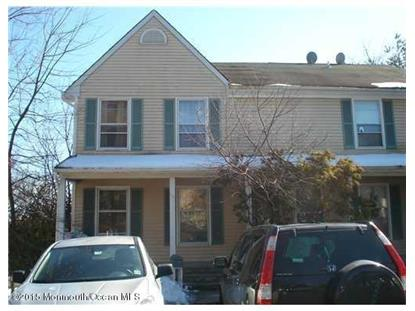 135 Buttonwood Drive East Brunswick, NJ MLS# 21506867