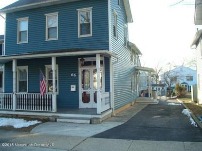 66 Broad Street Freehold, NJ MLS# 21510302