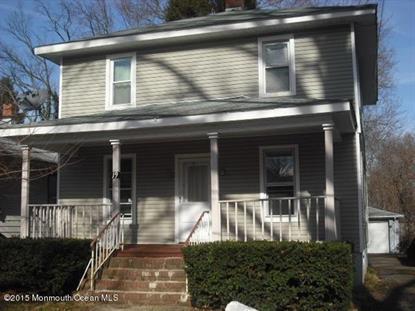 19 Bennett Street Freehold, NJ MLS# 21518414